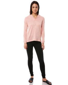 ROSE TAN WOMENS CLOTHING ROXY TEES - ERJKT03367MHB0