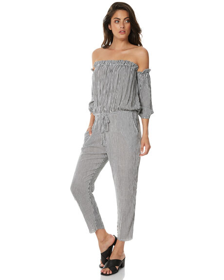 STRIPE WOMENS CLOTHING RUE STIIC PLAYSUITS + OVERALLS - JA1729KSTR
