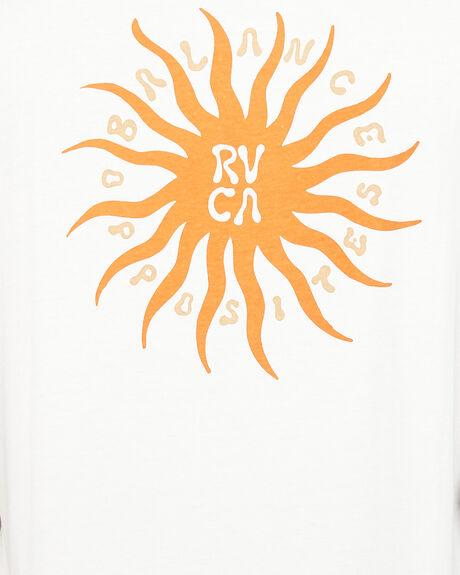 BLEACHED MENS CLOTHING RVCA SINGLETS - RV-R106008-B25