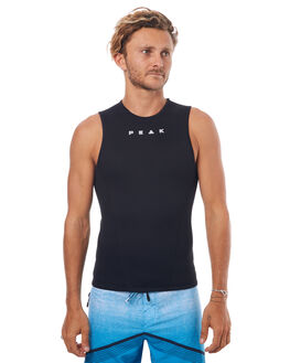 BLACK SURF WETSUITS PEAK VESTS - PM716M0090