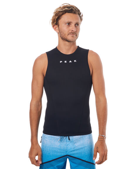 Peak Energy Sleeveless Wetsuit Vest - Black  0acf428b4