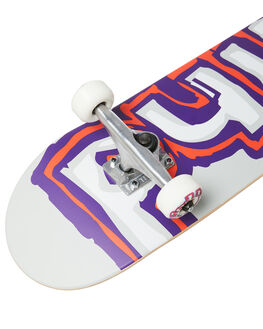 GREY PURPLE RED BOARDSPORTS SKATE BLIND COMPLETES - 10511529GRPUY