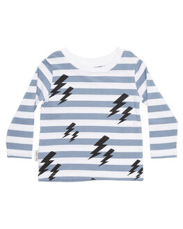 STRIPE KIDS TODDLER GIRLS TINY TRIBE TOPS - TTW18-1004FSTRP