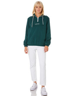 FERN WOMENS CLOTHING SANTA CRUZ JACKETS - SC-WJA9801FERN
