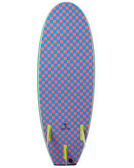 STEEL GREEN SURF SOFTBOARDS CATCH SURF PERFORMANCE - ODY50-TSG17