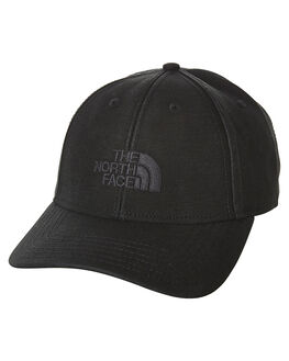 BLACK MENS ACCESSORIES THE NORTH FACE HEADWEAR - NF00CF8CJK3