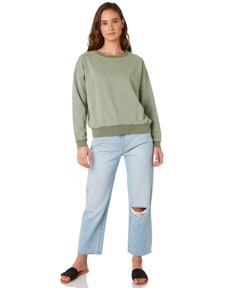 MOSS WOMENS CLOTHING RHYTHM JUMPERS - JAN20W-FL03MOSS