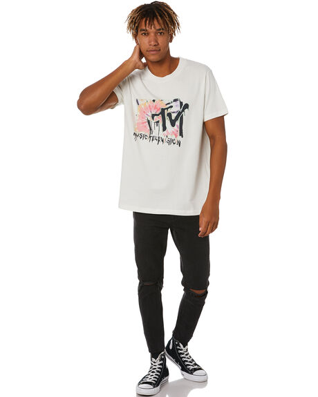 WHITE MENS CLOTHING ROLLAS TEES - 16005001