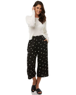 DITSY PRINT WOMENS CLOTHING ALL ABOUT EVE PANTS - 6405085PRNT