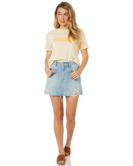 SUN BUSTED WOMENS CLOTHING WRANGLER SKIRTS - W-951282-HV1