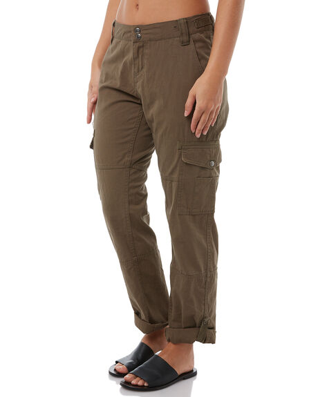 RIFLE GREEN WOMENS CLOTHING RUSTY PANTS - PAL0735RFG