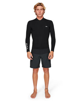 BLACK BOARDSPORTS SURF RVCA MENS - RV-R382643-BLK