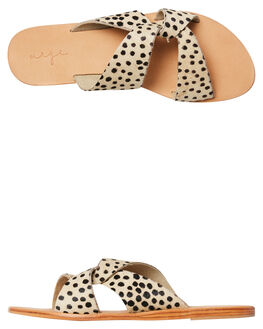 LEOPARD WOMENS FOOTWEAR URGE FASHION SANDALS - URG17162LEO