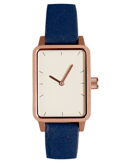 GOLD NAVY WOMENS ACCESSORIES SIMPLE WATCH CO WATCHES - SW08-43GLDNV