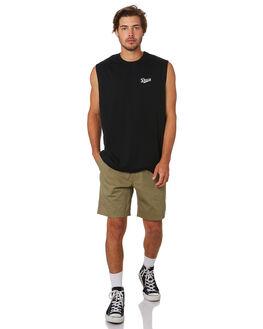 CLOVER MENS CLOTHING DEUS EX MACHINA SHORTS - DMS93272CLOV