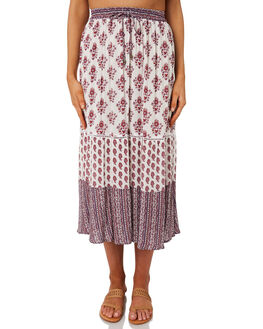 OFF WHITE WOMENS CLOTHING RIP CURL SKIRTS - GSKDH10003