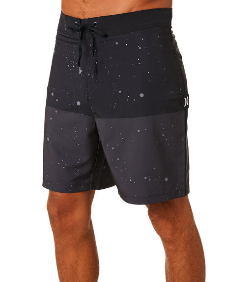 BLACK MENS CLOTHING HURLEY BOARDSHORTS - AQ9998010