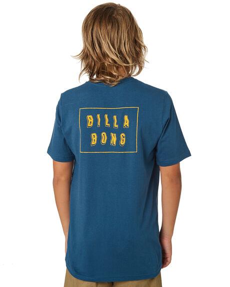 DARK ROYAL KIDS BOYS BILLABONG TOPS - 8582035DROY