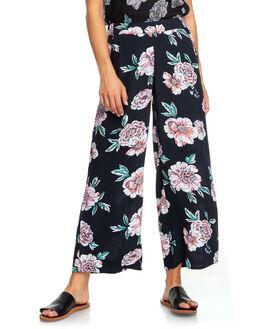 ANTHRACITE SEPT WOMENS CLOTHING ROXY PANTS - ERJNP03227-XKKM