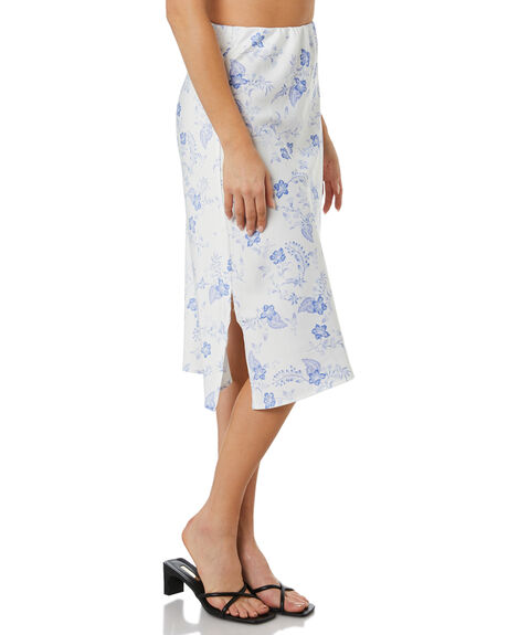 DELILAH FLORAL WOMENS CLOTHING THE HIDDEN WAY SKIRTS - H8222472DELFL