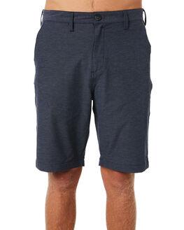NAVY MENS CLOTHING BILLABONG SHORTS - 9581709NVY