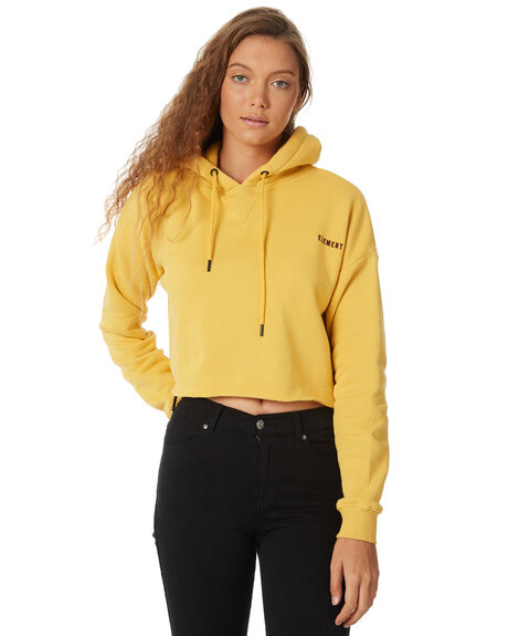 YELLOW OUTLET WOMENS ELEMENT JUMPERS - 288302YELL