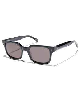 CRYSTAL BLACK MENS ACCESSORIES RAEN SUNGLASSES - 100M191FRIS216