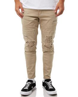 DESERT SHRED MENS CLOTHING A.BRAND JEANS - 810533621