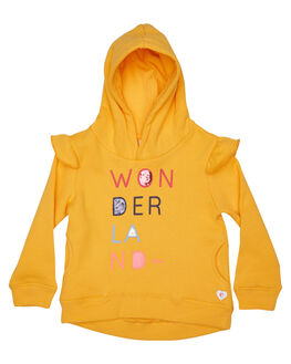 HONEY KIDS GIRLS EVES SISTER JUMPERS + JACKETS - 8035007YLW
