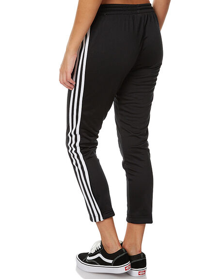 BLACK WOMENS CLOTHING ADIDAS ORIGINALS PANTS - AY5239BLK