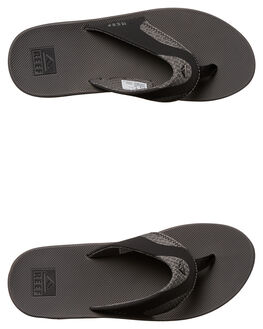 GREY MENS FOOTWEAR REEF THONGS - A3FD1GRE