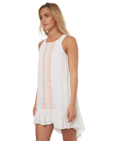STAR WHITE WOMENS CLOTHING VOLCOM DRESSES - B1341775SWHT