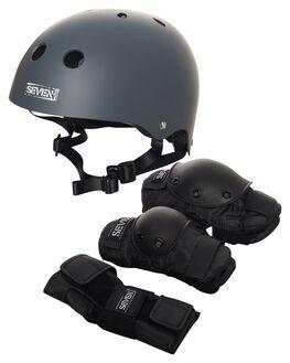 BLACK SKATE ACCESSORIES SEVEN SKATEBOARDS  - SVN675002BLK
