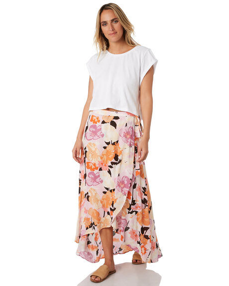 LILAC WOMENS CLOTHING RIP CURL SKIRTS - GSKEA10108