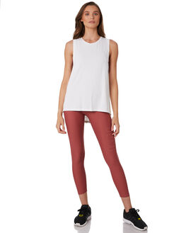 WHITE WOMENS CLOTHING ARCAA MOVEMENT ACTIVEWEAR - 1A028WHT