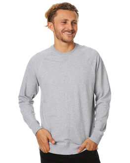 GREY MARLE MENS CLOTHING AS COLOUR JUMPERS - 5106GRYM