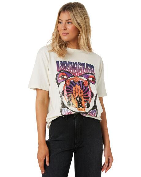 ECRU WOMENS CLOTHING WRANGLER TEES - W-951733-014