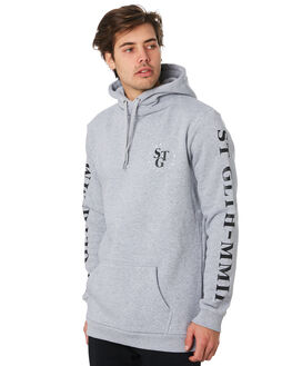 GREY MARLE MENS CLOTHING ST GOLIATH JUMPERS - 4330072GRM