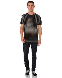 NAVY MENS CLOTHING DEPACTUS TEES - D5182008NAVY