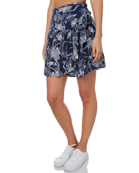 NAVY WOMENS CLOTHING RIP CURL SKIRTS - GSKCS10049