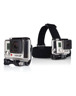 BLACK MENS ACCESSORIES GOPRO AUDIO + CAMERAS - ACHOM-001BLK
