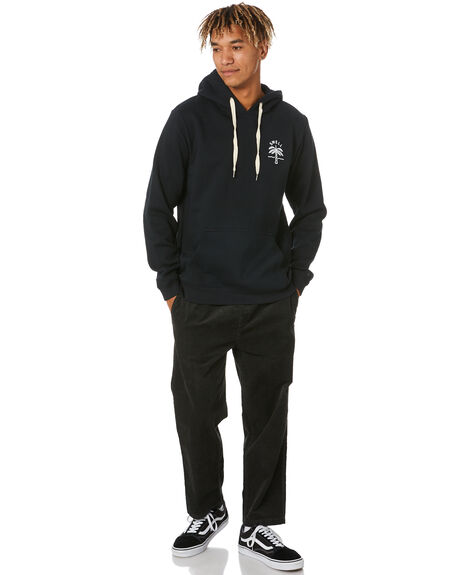 BLACK MENS CLOTHING SWELL JUMPERS - S5211443BLACK