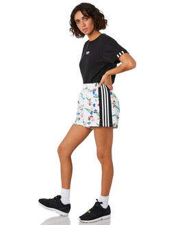 MULTICOLOUR WOMENS CLOTHING ADIDAS SHORTS - ED4761MULTI