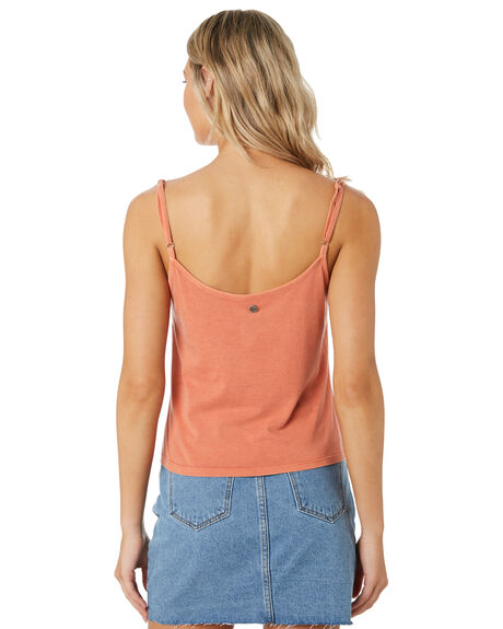 COPPER WOMENS CLOTHING ALL ABOUT EVE FASHION TOPS - 6444064COPP