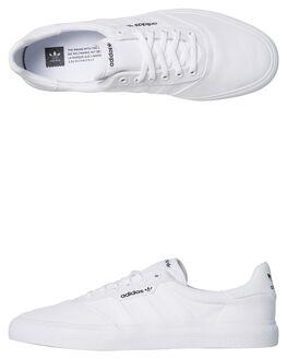 WHITE MENS FOOTWEAR ADIDAS SNEAKERS - SSB22705WHIM