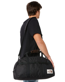 TNF BLACK HEATHER MENS ACCESSORIES THE NORTH FACE BAGS + BACKPACKS - NF0A3KWIKS7