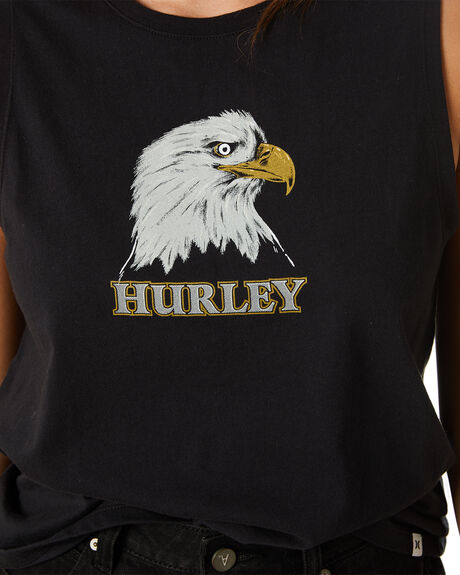 CAVIAR WOMENS CLOTHING HURLEY SINGLETS - HAGSI21GLHCAV