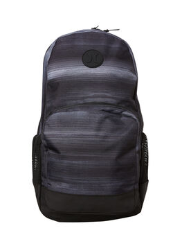 BLACK FAST PRINT MENS ACCESSORIES HURLEY BAGS - ZQ050030
