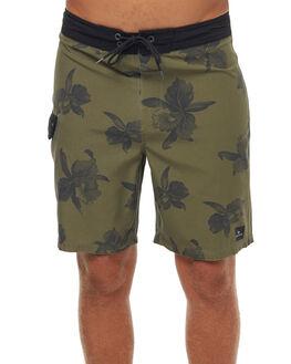 OLIVE MENS CLOTHING RIP CURL BOARDSHORTS - CBOPC10058