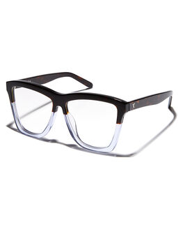 CHOCOLATE TORT CLEAR MENS ACCESSORIES VALLEY SUNGLASSES - S0197CHOC